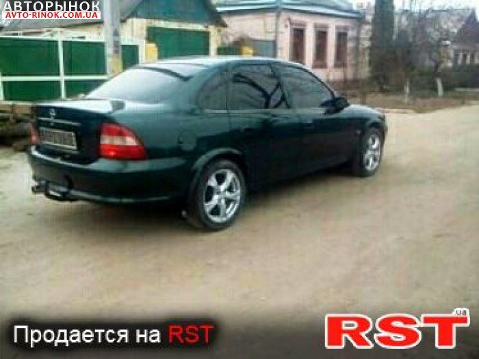 Авторынок   Обмен 1998 Opel Vectra б