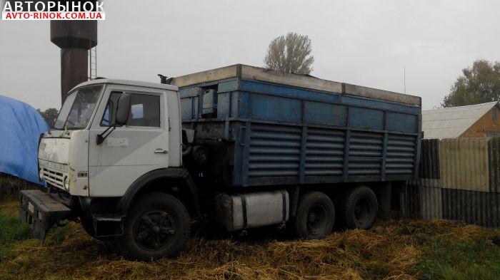 Авторынок | Продажа 1988 КАМАЗ 5320