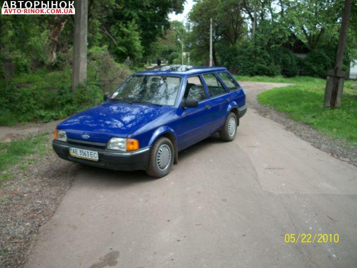 Авторынок | Продажа  Ford Escort