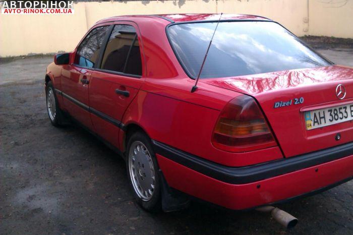 Авторынок | Продажа 1994 Mercedes  c-202