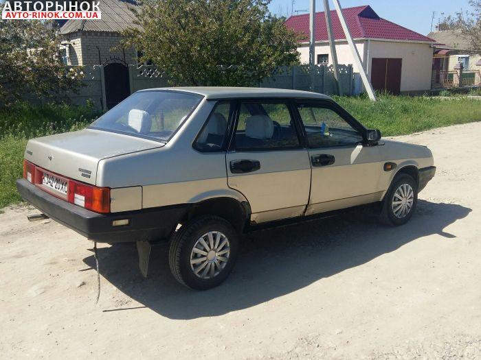 Авторынок | Продажа 1996 ВАЗ 21099