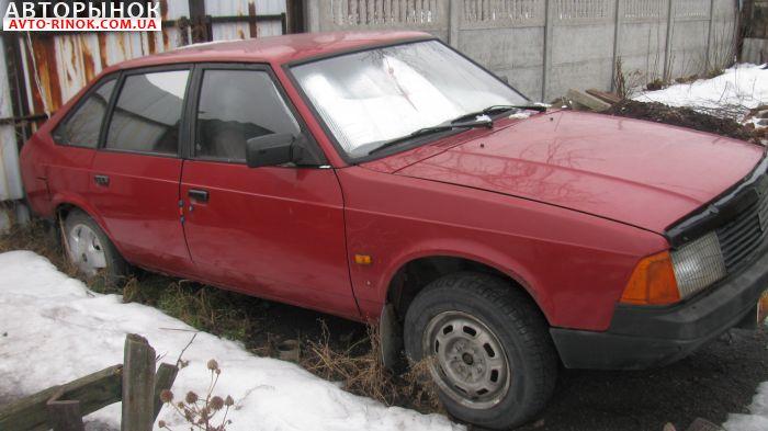 Авторынок | Продажа 1994 Москвич 2141
