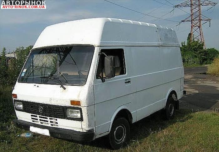 Авторынок  Продам 1995 Volkswagen LT 28  Васильков