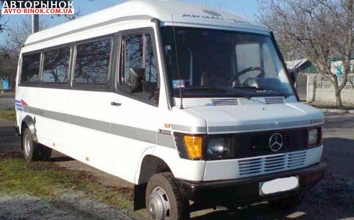 Авторынок | Продажа 1994 Mercedes Sprinter 410 Long