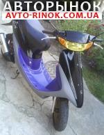 2001 HONDA Dio 35ZX