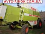 1996 Трактор Claas mega 218 II