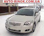 2008 Toyota Avensis