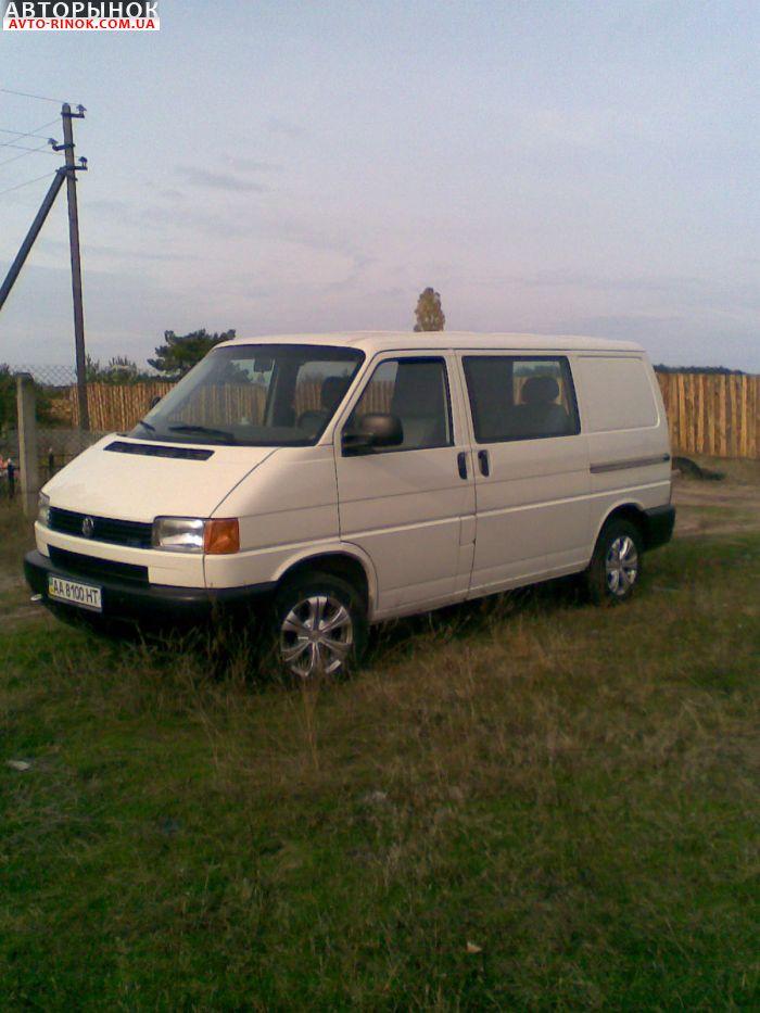 Описание: b Автобазар /b Украины - Продам 2002 Volkswagen Т-4