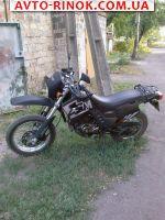 2008 Zongshen LZX