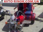 1997 Yamaha Jog Мото рикша 4х местная