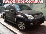 2008 Toyota Land Cruiser Prado TOYOTA LAND CRUISER PRADO 120, 4.0 AT EXECUTIV