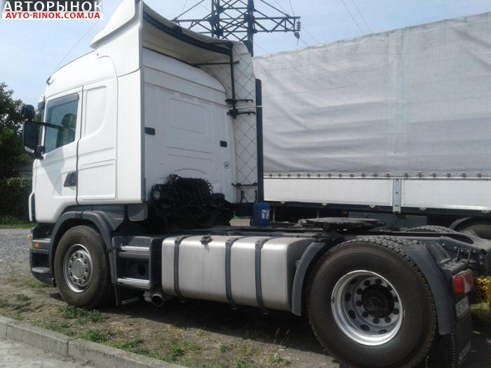 Авторынок | Продажа 2012 Scania  Автомобиль Scania G420