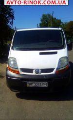 Авторынок   Продажа 2005 Renault Trafic