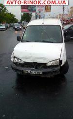 Авторынок | Продажа 2001 Peugeot Partner