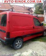 Авторынок | Продажа 1998 Citroen Berlingo