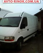 2002 Renault Master   автобазар