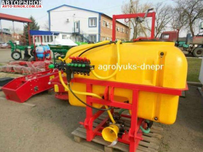 Авторынок | Продажа 2017 Трактор МТЗ Опраскиватель навенсного типа на 800л