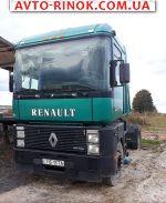 Авторынок | Продажа 1996 Renault Magnum