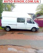 1994 Ford Transit TD  автобазар