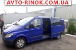 2004 Mercedes Vito   автобазар