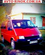 1987 Ford Transit   автобазар