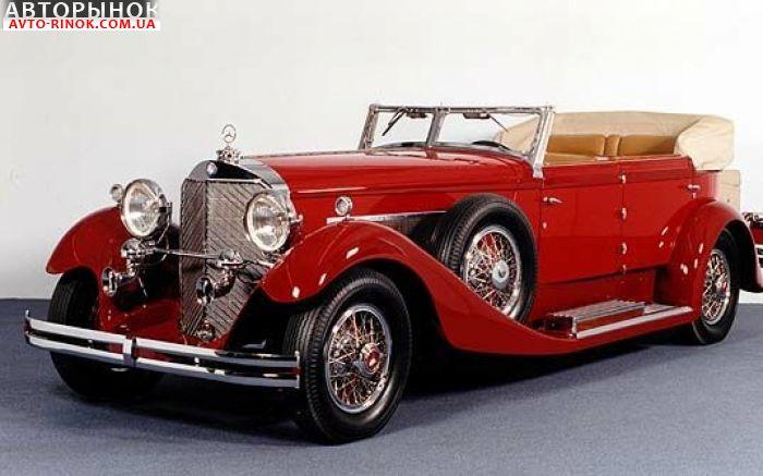 Авторынок   Продажа 1931 Mercedes 770