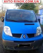 Renault Trafic  2008, 259700 грн.