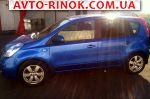 2008 Nissan Note tekna  автобазар
