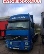 2001 Volvo FH 420  автобазар