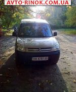 Citroen Berlingo  2007, 156300 грн.