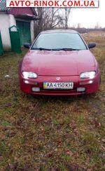 Авторынок   Продажа 1996 Mazda 323 F BA