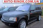 2008 Land Rover Range Rover   автобазар