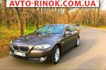 2012 BMW 5 Series 520 Business  автобазар