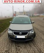 2008 Volkswagen Touran Cross  автобазар