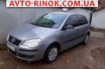 2007 Volkswagen Polo   автобазар