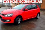 2012 Volkswagen Polo   автобазар