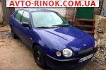 Авторынок | Продажа 1998 Toyota Corolla Luna