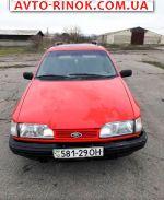 Авторынок | Продажа 1991 Ford Sierra