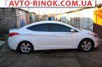Авторынок | Продажа 2013 Hyundai Elantra GLS