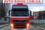 2012 Volvo FH 13.420 Globetrotter XXL  автобазар