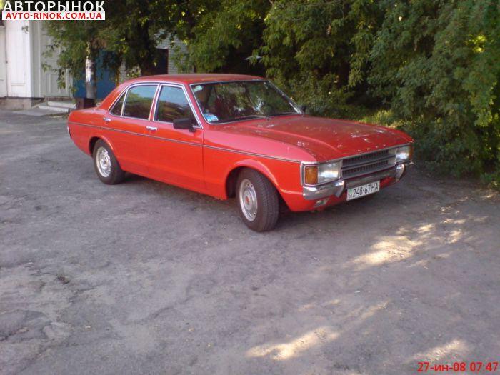 Авторынок | Продажа 1975 Ford Consul L