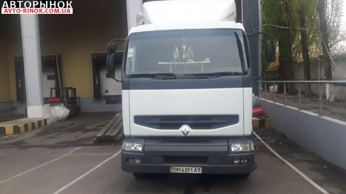 Авторынок   Продажа 2000 Renault Premium