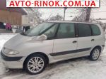 2001 Renault Espace   автобазар
