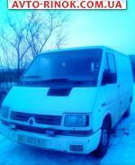 1991 Renault Trafic   автобазар