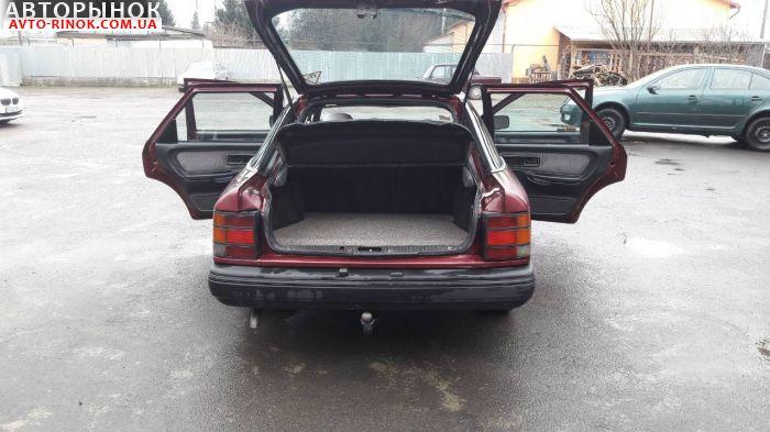 Авторынок | Продажа 1989 Ford Scorpio