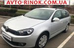 2010 Volkswagen Golf 6  автобазар