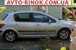 Peugeot 307  2001, 134000 грн.