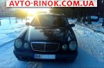 2001 Mercedes HSE W210  автобазар