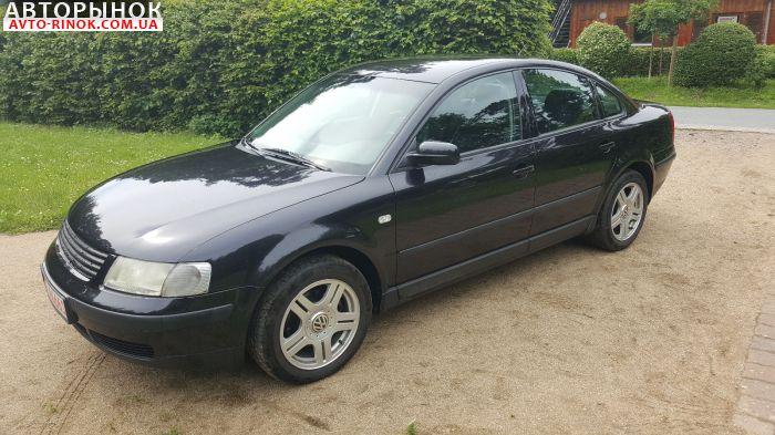 Авторынок | Продажа 2001 Volkswagen Passat