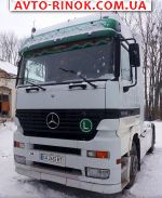 2003 Mercedes Actros   автобазар